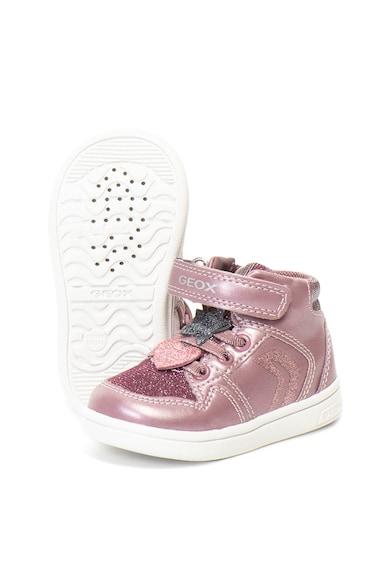 Geox Спортни обувки Djrock от еко кожа Момичета