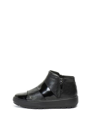 Geox Спортни обувки Kaula с кожа Жени