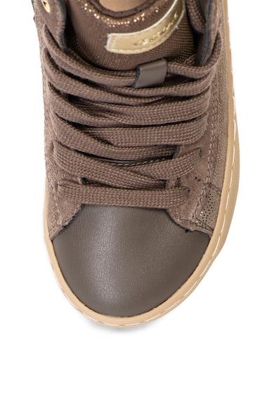 Geox Спортни обувки Kalispera с бляскави детайли Момичета