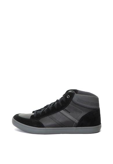 Geox Спортни обувки Box с велурени детайли Мъже