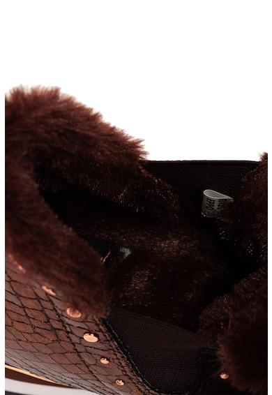Gioseppo Bebújós műbőr sneakers cipő rejtett telitalppal női