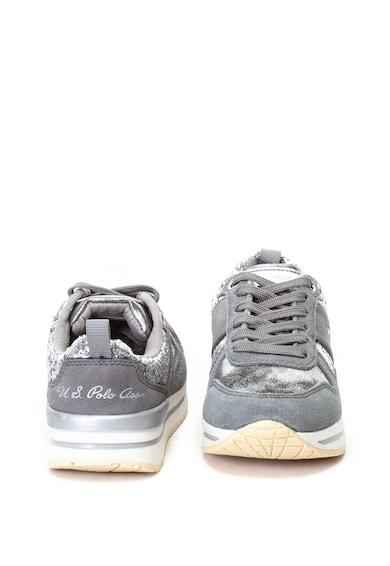 U.S. Polo Assn. Велурени спортни обувки Момичета