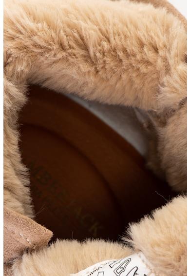 Lumberjack Ghete de piele intoarsa Lisbeth Femei