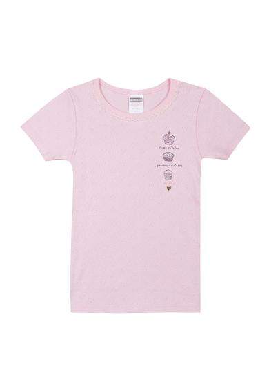 Absorba Тениска с шарка Момичета