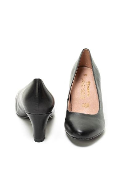 Tamaris Pantofi de piele cu tehnologie Heart&Sole Femei