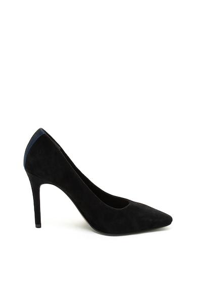 Tamaris Велурени обувки с ток стилето Жени