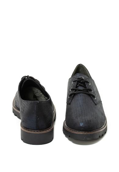 Tamaris Pantofi cu aspect stralucitor Femei