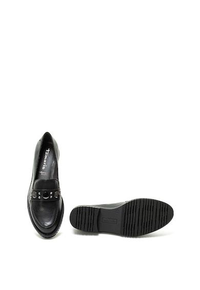 Tamaris Pantofi de piele ecologica cu nituri Femei