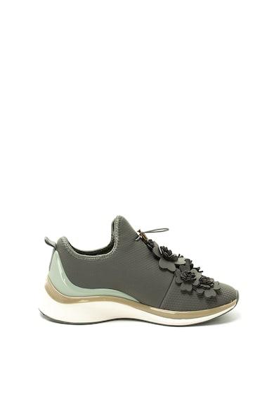 Tamaris Спортни обувки с флорапни апликации Жени