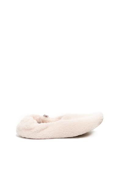 Triumph Papuci cu talpa plata, de blana sintetica Femei