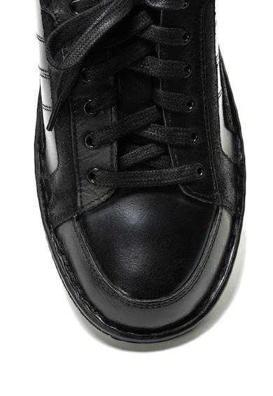 CASANOVA Pantofi sport de piele Gouarec Barbati