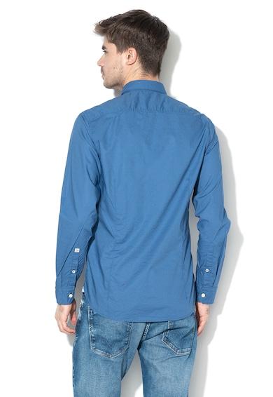 Pepe Jeans London Риза Hugh с десен Мъже