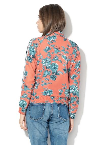 Pepe Jeans London Jacheta bomber cu model floral Belen Femei