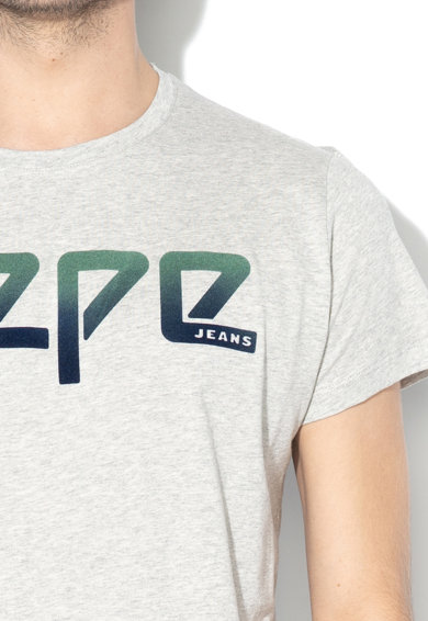 Pepe Jeans London Тениска Mack с лого Мъже