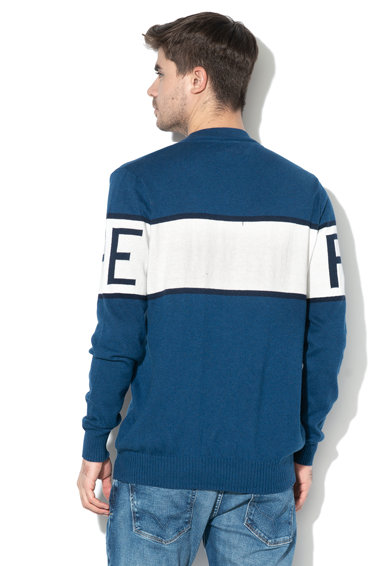 Pepe Jeans London Пуловер Downing с лого Мъже