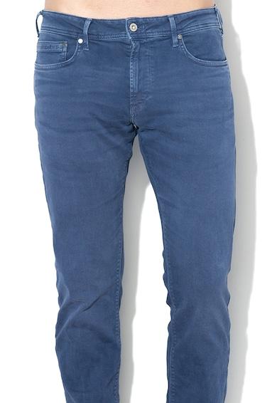 Pepe Jeans London Pantaloni conici cu talie medie Stanley Barbati