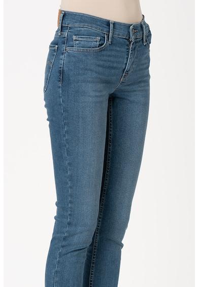 Levi's Blugi super skinny cu talie medie 710 Femei