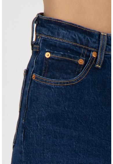 Levi's Прави дънки Ribcage над глезена с висока талия Жени