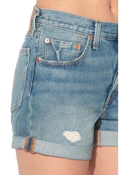 Levi's 511™ farmer rövidnadrág szaggatott részletekkel női