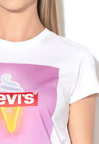 Levi's Tricou cu imprimeu logo AG Femei