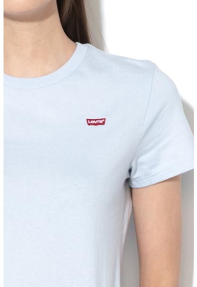Levi's Тениска с овално деколте и лого Жени