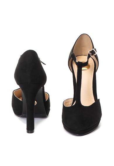 Buffalo Pantofi Mary Jane cu toc inalt Femei