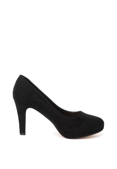 Buffalo Pantofi cu toc inalt Carnelian Femei