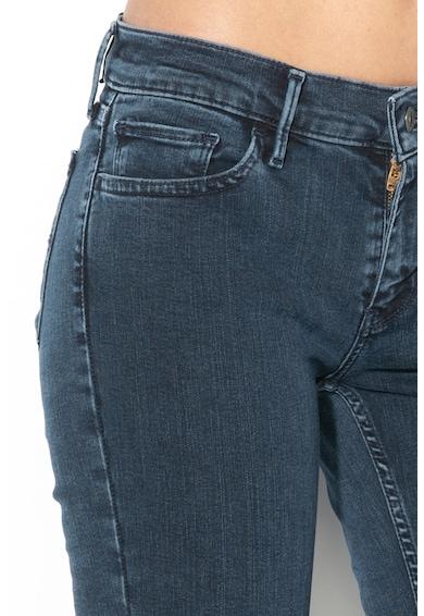 Levi's Blugi super skinny cu talie medie si efect modelator 710 Femei