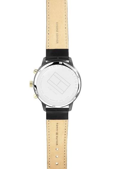 Tommy Hilfiger Ceas cronograf cu un cadran texturat Liam Barbati