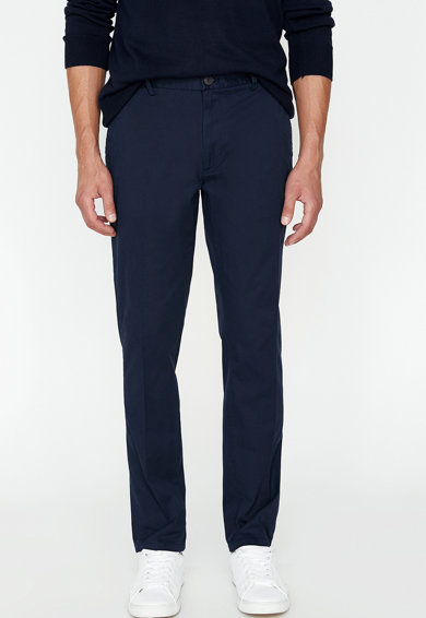 KOTON Pantaloni chino slim fit Barbati