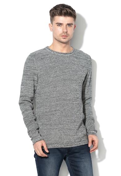 Broadway Пуловер Kjell с овално деколте Мъже