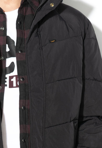Lee Puffos dzseki levehető kapucnival férfi