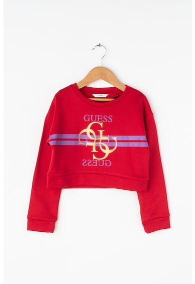 GUESS JEANS Logós pulóver 1 Lány