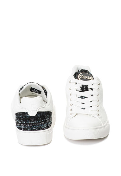 Colmar Pantofi sport de piele ecologica cu insertii de tuid Bradbury Femei