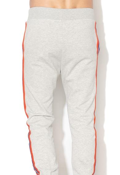 Tom Tailor Pantaloni sport cu dungi laterale contrastante Barbati