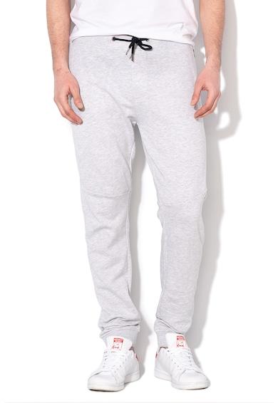 Tom Tailor Pantaloni sport cu fermoare laterale Barbati