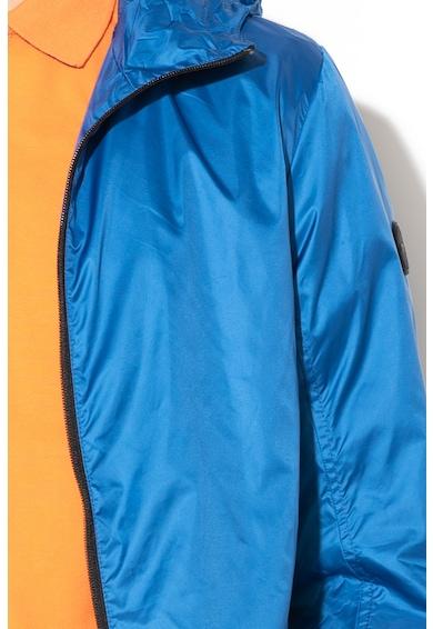 Tom Tailor Elcsomagolható dzseki kapucnival férfi
