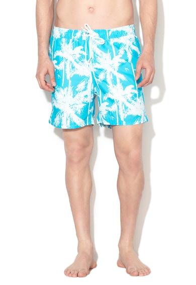 Tom Tailor Pantaloni scurti de baie, cu imprimeu Barbati