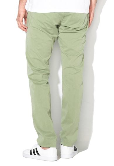 Tom Tailor Pantaloni chino slim fit Travis Barbati