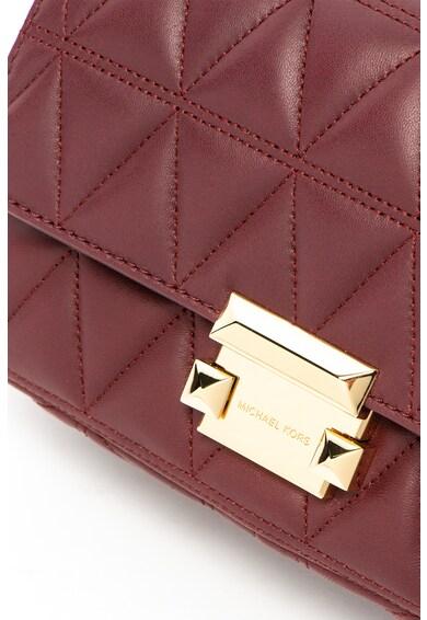 Michael Kors Sloan steppelt bőr keresztpántos táska női