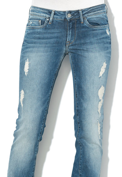 Pepe Jeans London Blugi bootcut Picadilly Femei