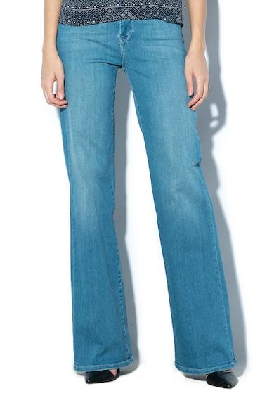 Pepe Jeans London Дънки Strand със захабен ефект Жени