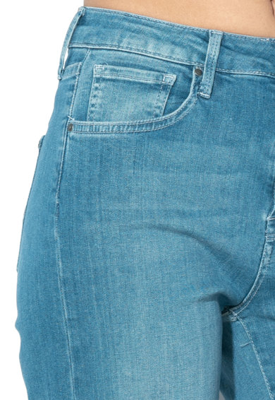 Pepe Jeans London Blugi evazati cu aspect decolorat Strand Femei