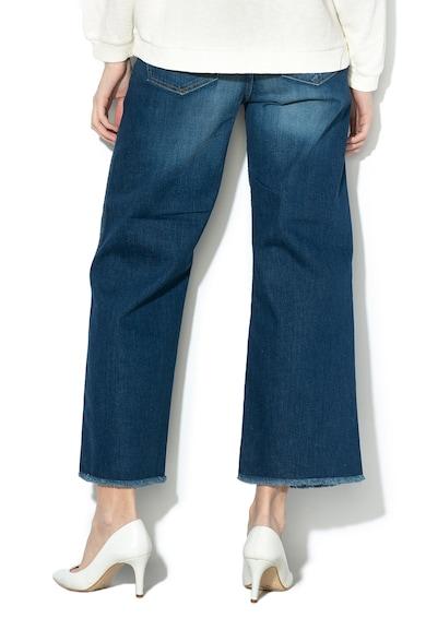 Pepe Jeans London Patsy magas derekú bő szárú farmernadrág női