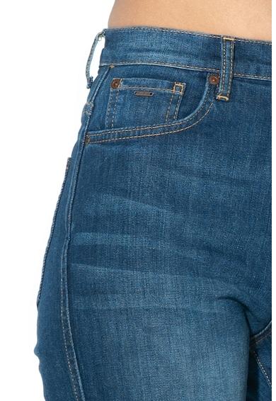 Pepe Jeans London lugi drepti cu aspect decolorat Betty Femei