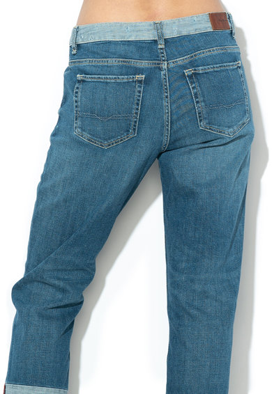 Pepe Jeans London Blugi relaxed fit Heidi Reverse Femei