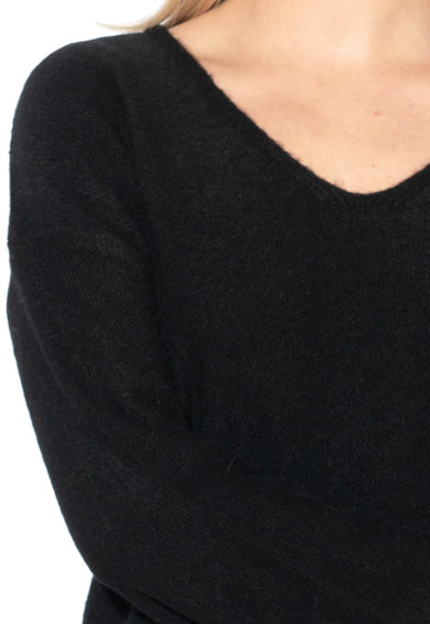 Sisley Pulover cu decolteu in V Femei