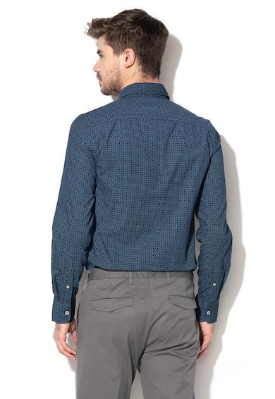 United Colors of Benetton Geometriai mintás ing férfi