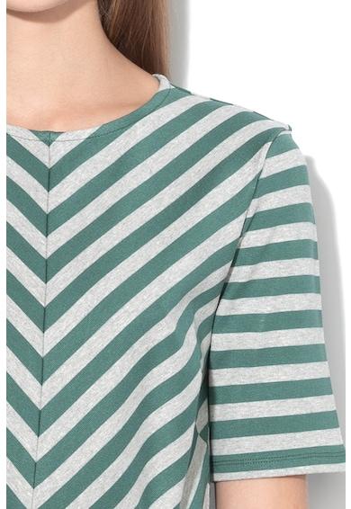 United Colors of Benetton Rochie cambrata cu detaliu corset Femei
