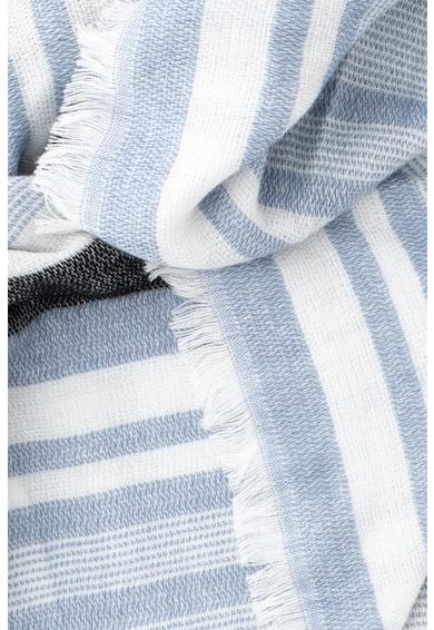 Esprit Раиран шал с ресни Жени